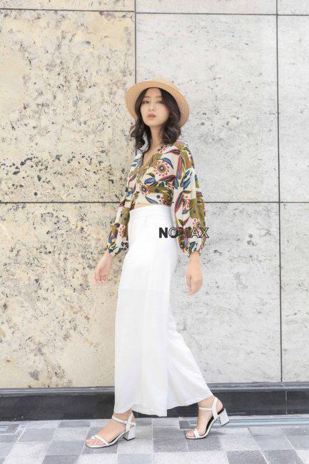 Áo kiểu nữ NXKN002