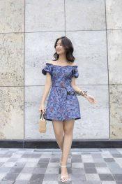 Đầm nữ MXDN001